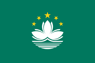Macao, China flag