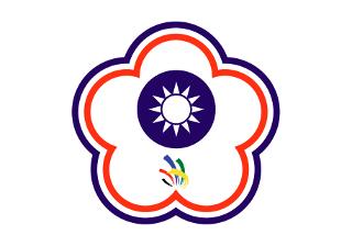 Chinese Taipei flag